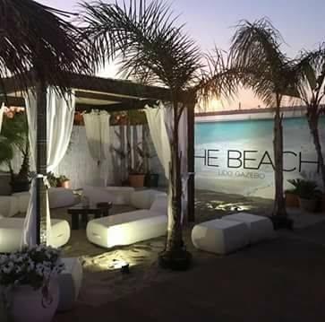 Lido Gazebo-the Beach