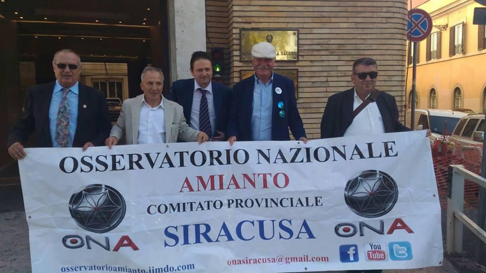 Dati shock dell aumento dei casi di cancro presso priolo for Priolo arredamenti roma