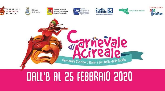 Carnevale di Acireale 2020