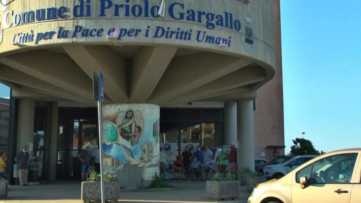 Priolo, 74mo giorno di protesta in Municipio