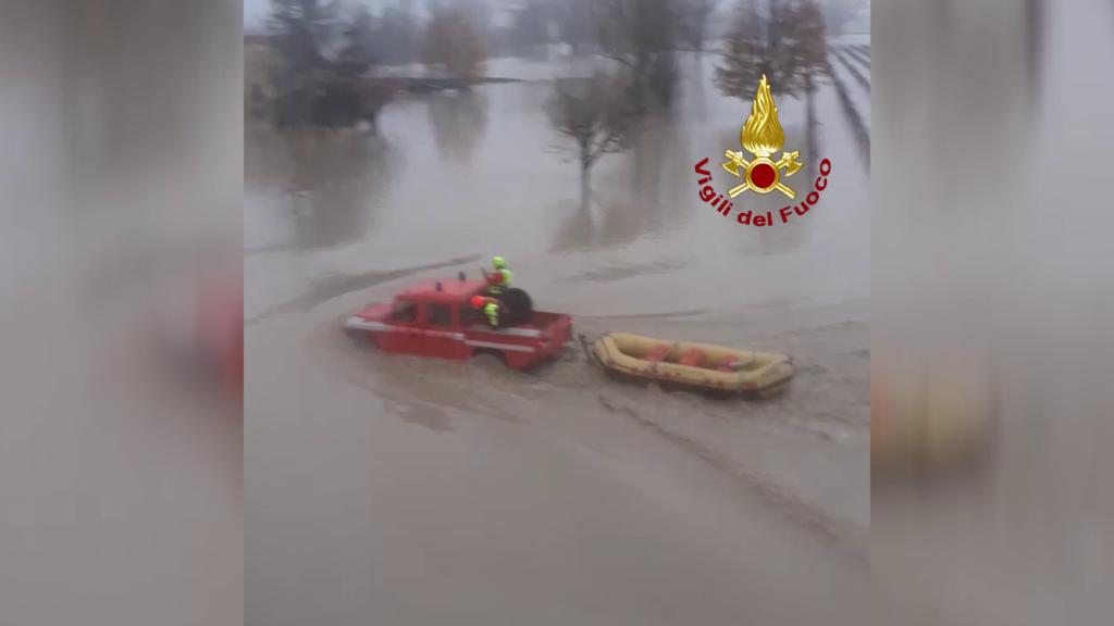 Maltempo Emilia Romagna – Video
