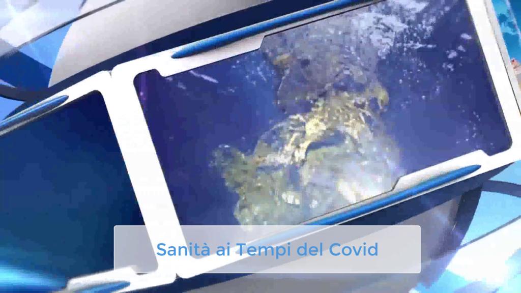 Sanità ai Tempi del Covid – Cannizzaro Catania, paziente a casa con telemedicina