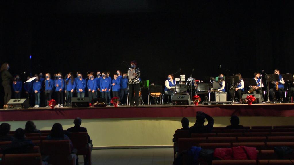 Priolo – Concerto Natale di Speranza – Prima Parte