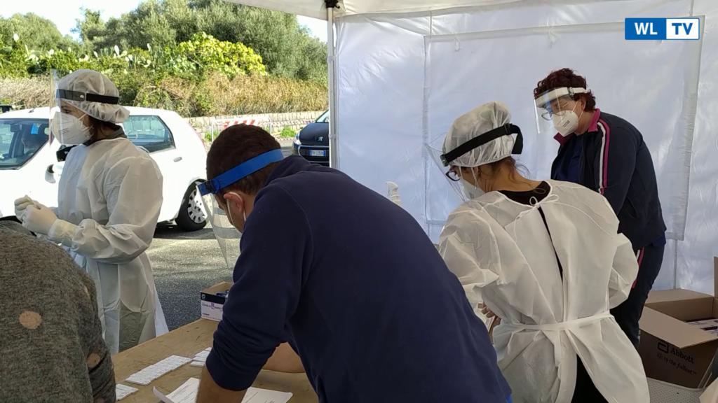 Capomulini: avviata la prima giornata di test del 2021