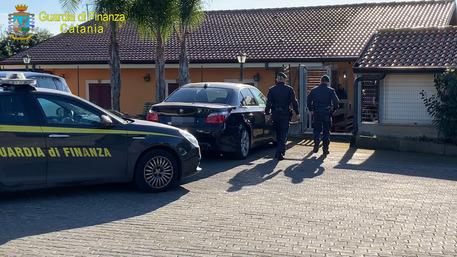 Mafia: Gdf Catania confisca beni per 10 mlm euro a Scordia
