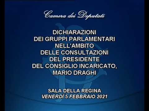 La diretta da Montecitorio del 5 gennaio 2021