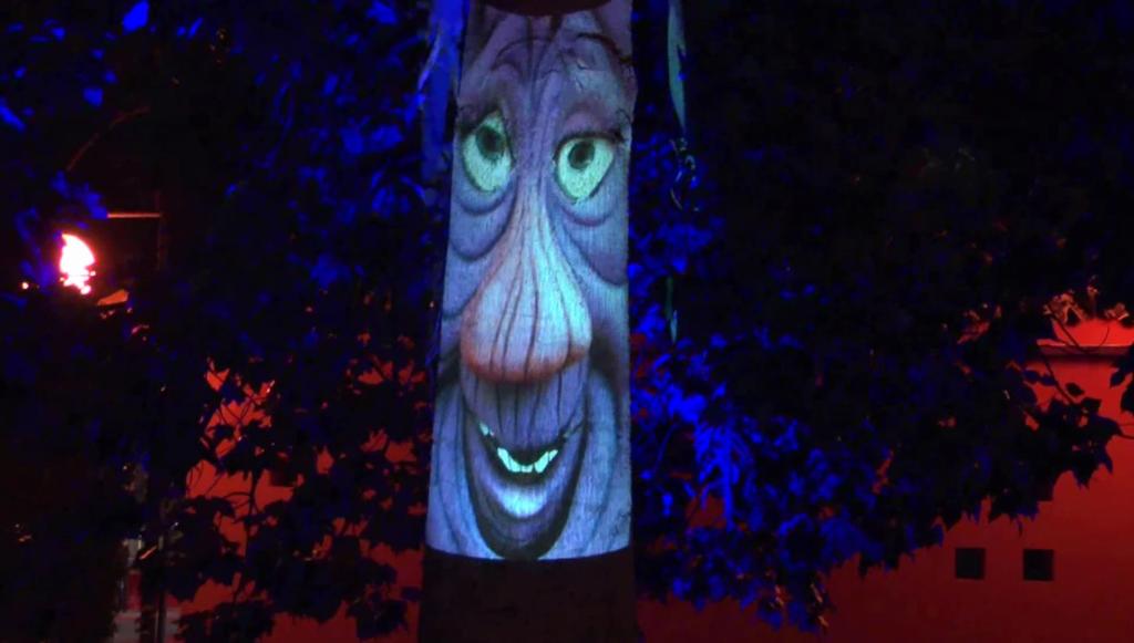 Fiaba a Tempi di Covid – L' albero Goofy – Il ghiro e la cicala