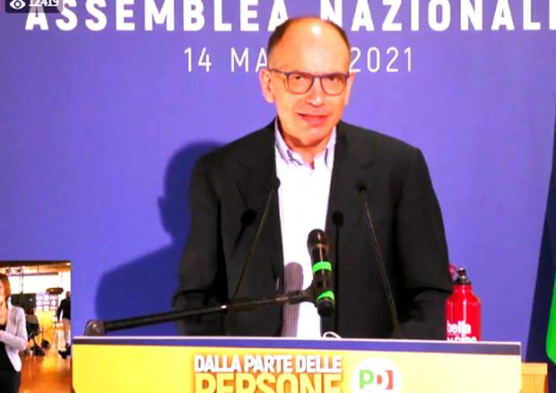 ASSEMBLEA DEL PD – 'Mi candido ma serve nuovo Pd, non un nuovo segretario' – Diretta