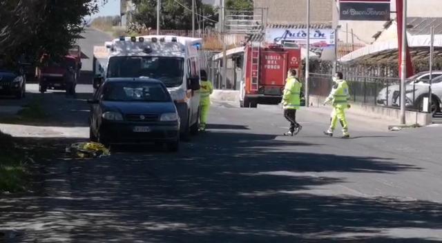 Automobilista lentinese muore per infarto dopo avere fatto la spesa – Video