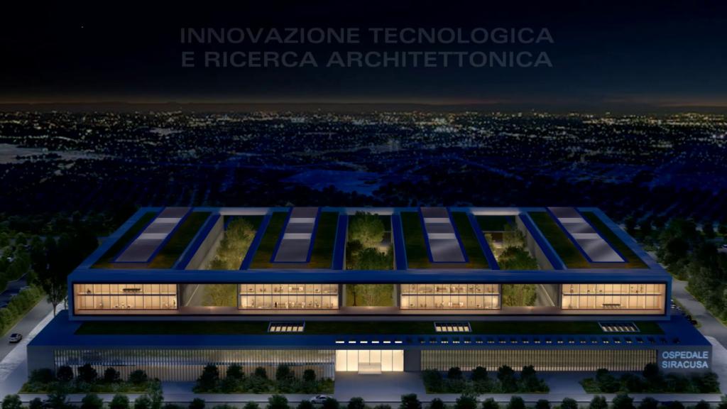 Sanità, presentato dalla Regione il progetto del nuovo ospedale di Siracusa