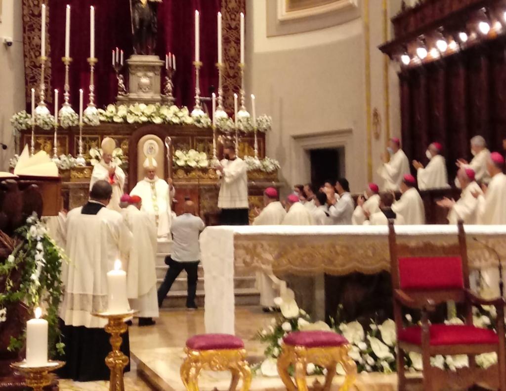 Nuovo vescovo Ragusa, poveri impegno prioritario