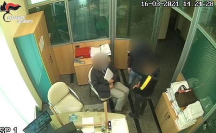 Assalto in banca nel Nisseno, tre arresti dei carabinieri