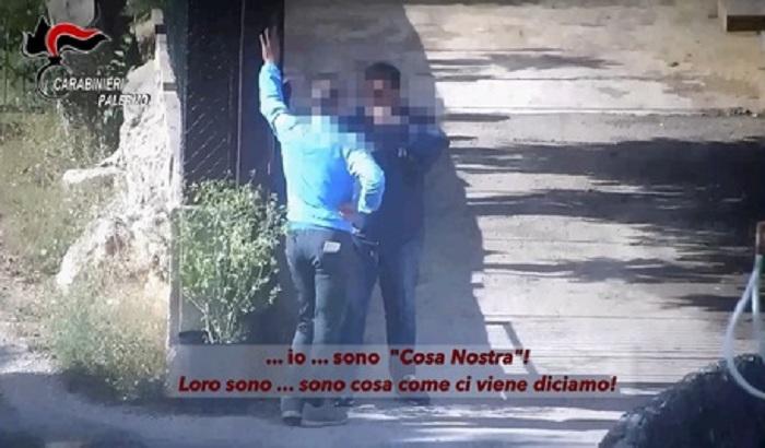 """Mafia, secondo blitz in due giorni a Palermo, le voci degli indagati: """"Io sono Cosa Nostra"""" Nuovo colpo al mandamento di Tommaso Natale con 8 arresti"""