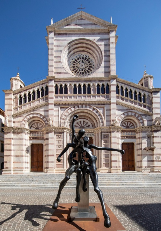 Le sculture di Cavallini a Grosseto  Fino al 30 settembre 2021