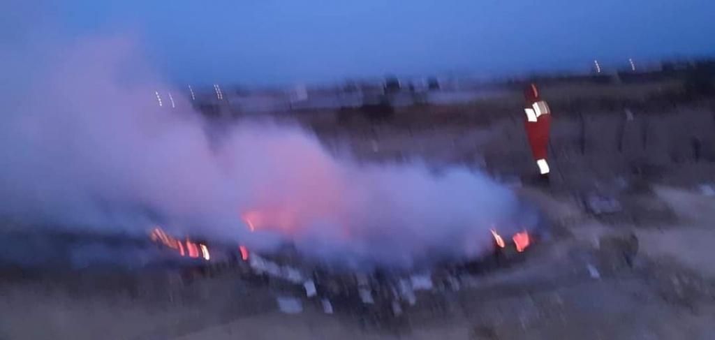 Vittoria – Fumarole e tumori – Se non fosse che da quella combustione esca veleno, sarebbe pure folkloristico da guardare – VIDEO E FOTO