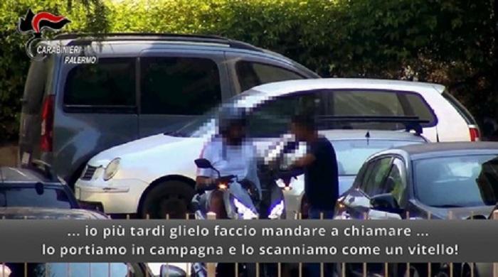 Mafia, 8 fermi a Palermo: scongiurato un omicidio organizzato dal clan di Bagheria – Video