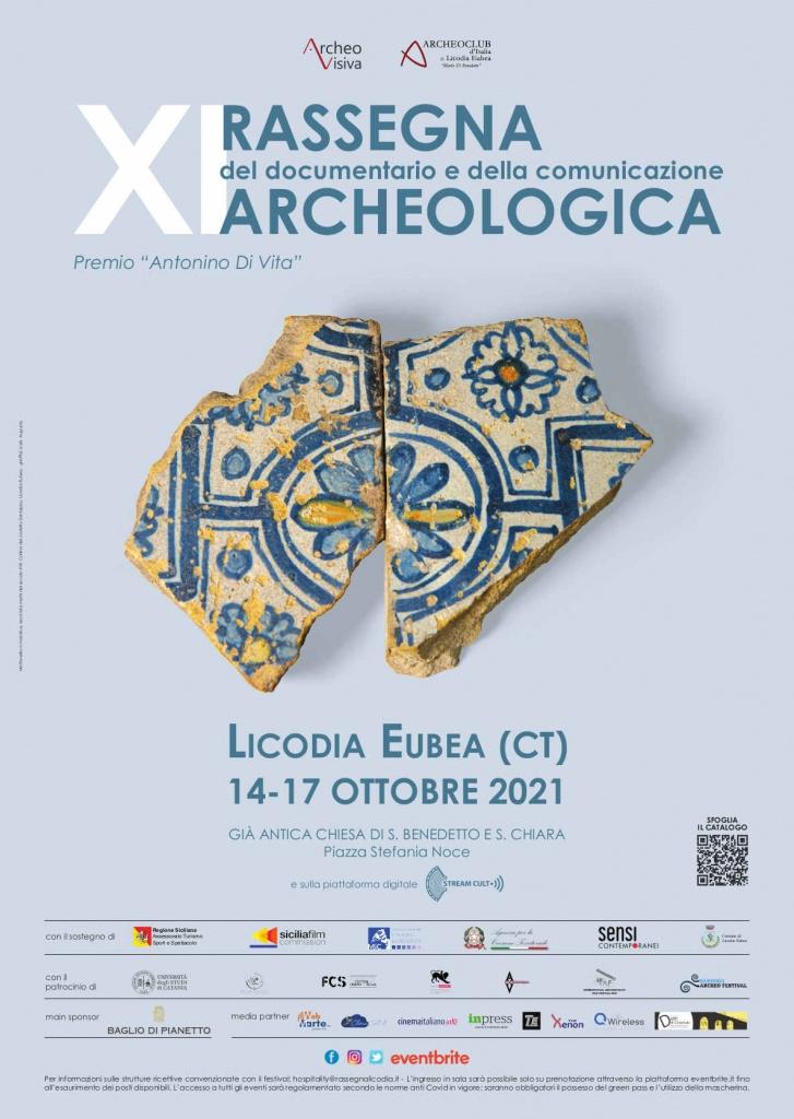 Licodia – Al via la XI edizione della Rassegna del Documentario e della Comunicazione Archeologica