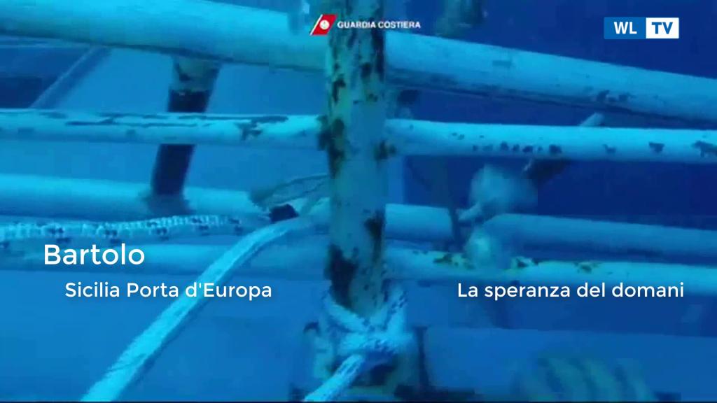 Emigrazione – Bartolo – Sicilia Porta d'Europa – La speranza del domani